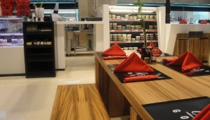 U.A.E's first food hall now open!
