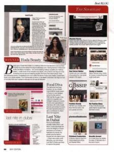 Ahlan! Best in Dubai 2011 Awards