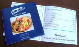 Carluccio's Dubai now offers delivery!