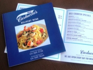 Carluccio's Dubai now offers delivery!