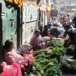 Veg for sale in Kathmandu