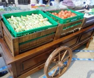 2. Organic produce from Abu Dhabi