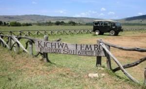Kichwa Tembo airstip