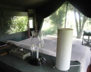 Kichwa Tembo's No 37 luxury tent
