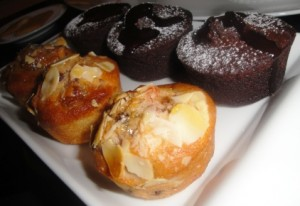 Muffin petit fours