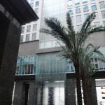 Ritz-Carlton DIFC's ten-storey waterfall