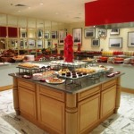 Can Can's buffet offering