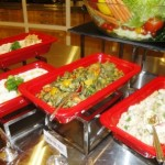More salads and appetisers...