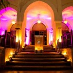 Margaux Restaurant & Lounge Entrance