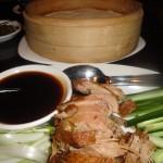 Aromatic crispy duck & pancakes