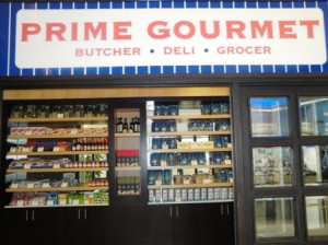 Prime Gourmet exterior
