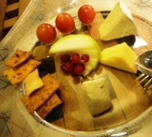 Cheese trio