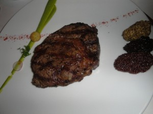 Canadian rib eye