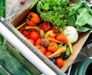 From farm to table - Bumble Box