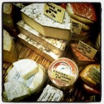 Cheese from the Fromagerie