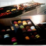 Pierre Marcolini's macaroons