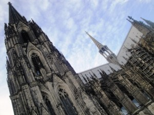 Kohn's Goliath of a Gothic cathedral