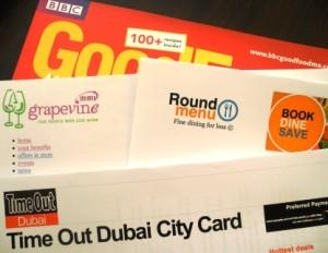 Discount dining at Dubai restaurants