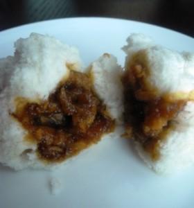 Royal China BBQ chicken buns