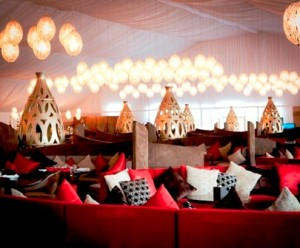 Atlantis The Palm Dubai Asateer Ramadan tent