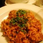 Gasthaus Poschl - pork risotto