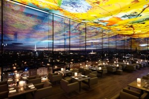 Le Loft Restaurant - night