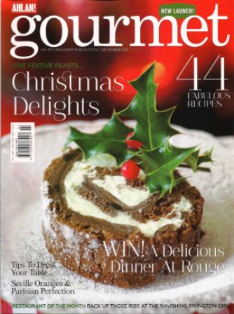 Gourmet December