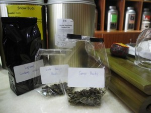 Tea For You purchases