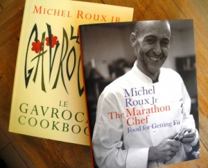 Michel Roux Junior cookbooks