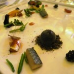 Thomas Buhner's three-star Michelin dish from Vienna