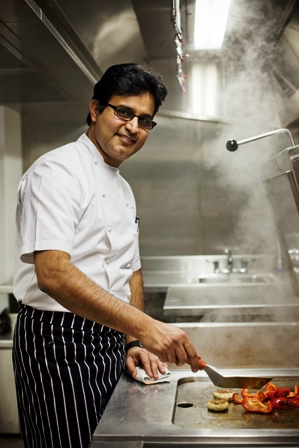 Michelin chef Atul Kochhar