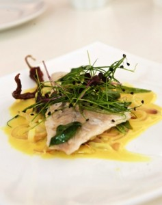 Atul Kochhar's seabass curry - how it should look