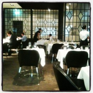 Alfie's by Dunhill at Jumeirah Emirates Towers