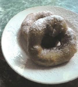 St Petersburg's doughnuts