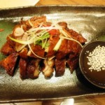 Cantonese roasted duck