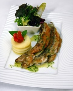 Korushka - smelt fish