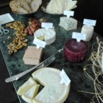 Artisanal Cheeses, Apricot Chutney, Walnuts & Maple Syrup Bread
