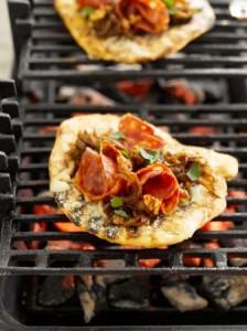 Chef Craig Priebe's Emilian pizza