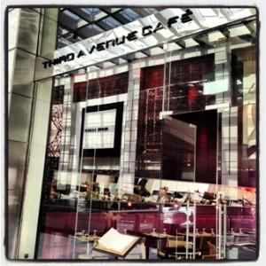 Third Avenue Cafe at Dubai Mall