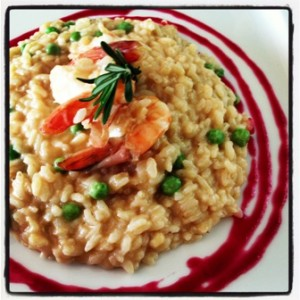 Third Avenue Cafe - risotto