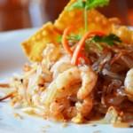 Pomelo salad - Thiptara - Taste of Dubai