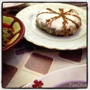 Moroccan sweet-savoury bastilla pie