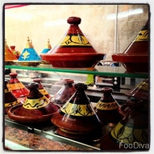 Tagines galore