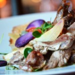 Baby Goat with Purple Potato - Asado - Taste of Dubai
