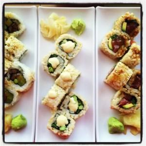 Make your own sushi maki