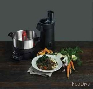 Philips Jamie Oliver HomeCooker and Cutting Tower