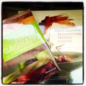 Pierre Gagnaire's books