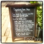 Daylesford farm shop and cafe