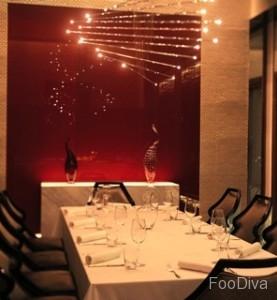 Traiteur's chef's table at Park Hyatt Dubai