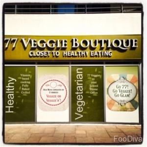 77 Veggie Boutique - Dubai